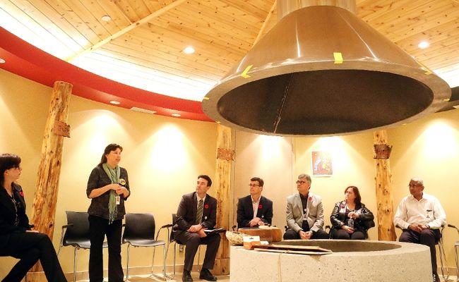 Sudbury hospital launches Medicine Lodge collaboration