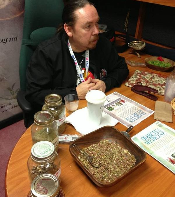 Traditional medicine used for diabetes treatment