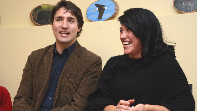 Trudeau on Trudeau: Grit leader in his own words